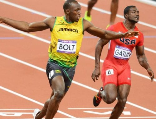 Science.mic: Usain Bolt's Winning Race at the Rio Olympics, Explained by Science