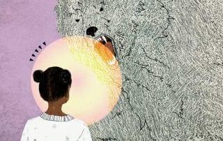 Elisa Kuka, domestic violence, NPR, students, classrooms