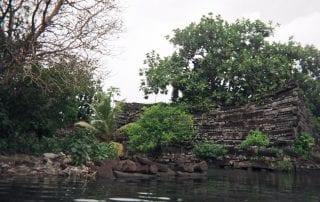 Nan Madol, Mark McCoy, basalt, coral, Pacific, islands, Pohnpei, McCoy, SMU