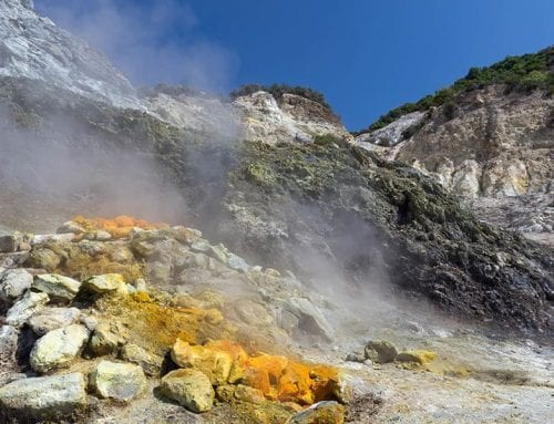 Nat'l Geographic: One of Earth's most dangerous supervolcanoes is rumbling