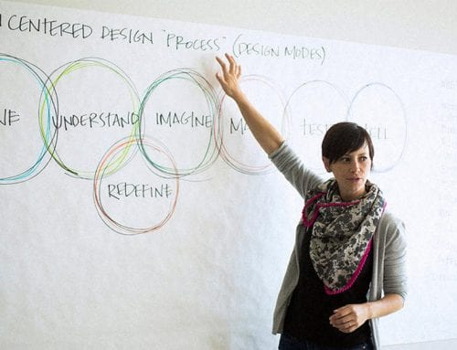 Fast Company: Why Higher Education Needs Design Thinking