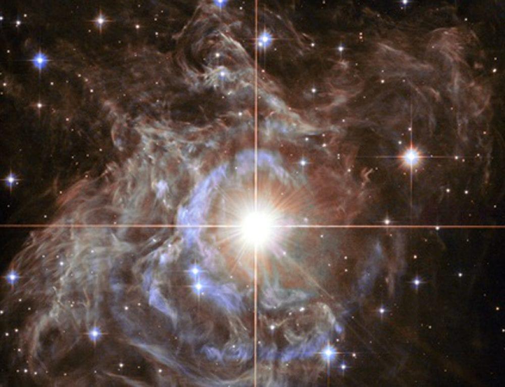 Astronomy: High school students identify an ultra-rare star