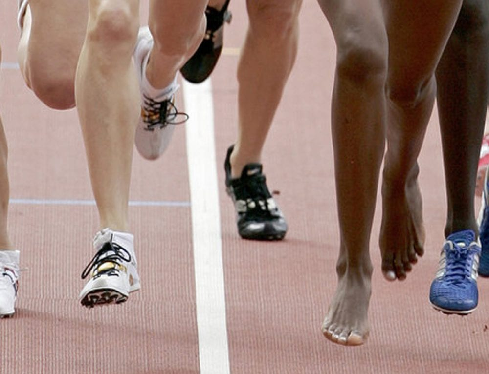 Huffington Post: A New Physics Discovery Could Make You A Faster Runner