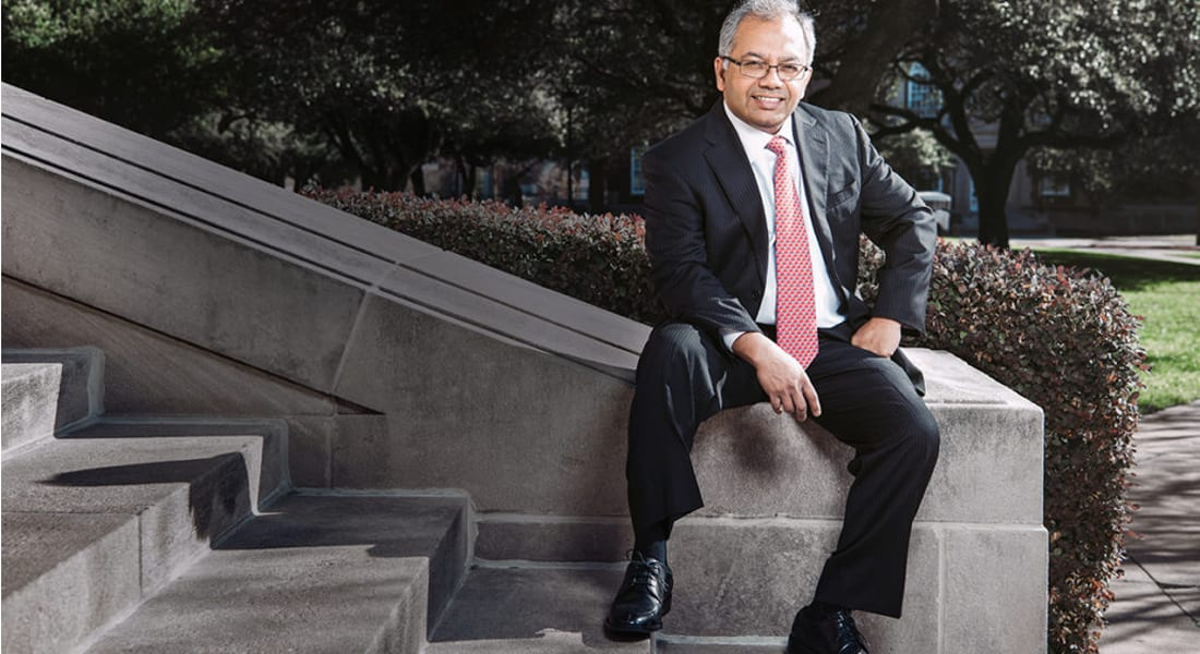 D CEO: Why You Need to Know Suku Nair
