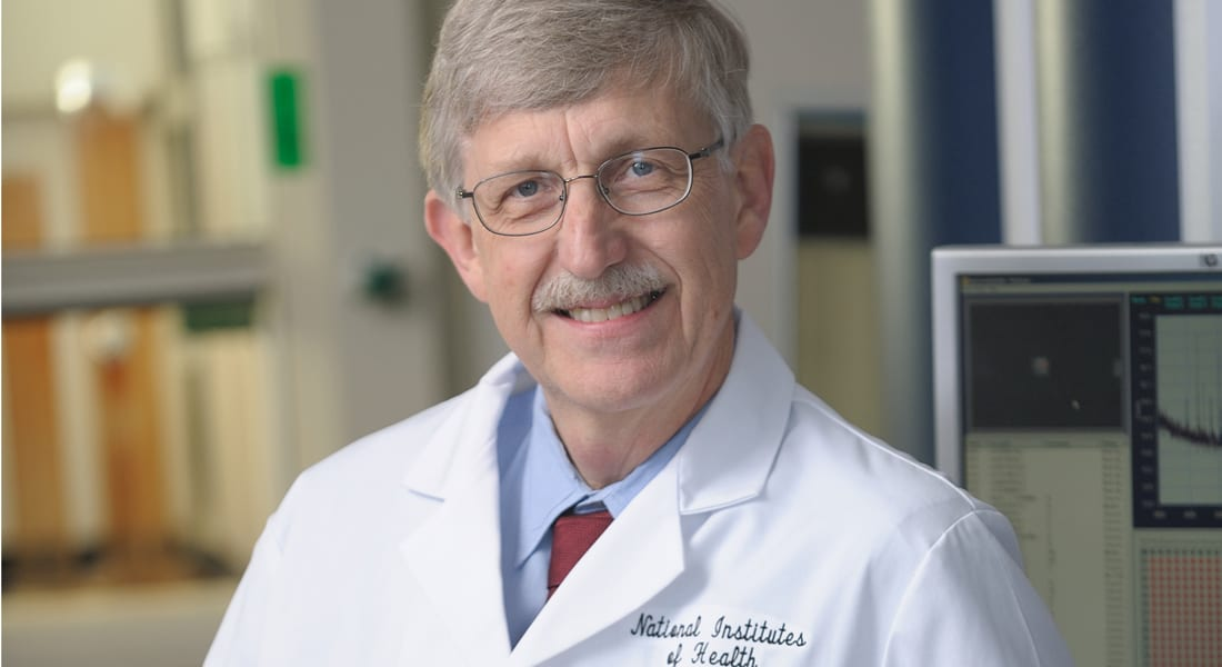 Relentless gene hunter, NIH Director Francis Collins, to speak at SMU Commencement May 20