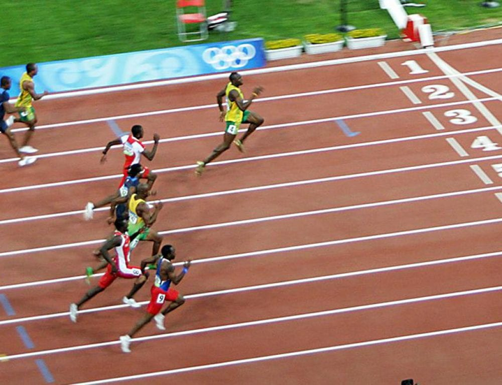 Does symmetry matter for speed? Study finds Usain Bolt may have asymmetrical running gait