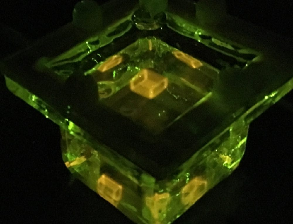 Better than Star Wars: Chemistry discovery yields 3-D table-top objects crafted from light