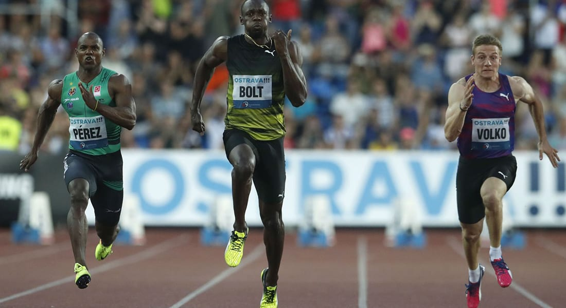 Quartz: The science explaining how Usain Bolt became the fastest human in the world