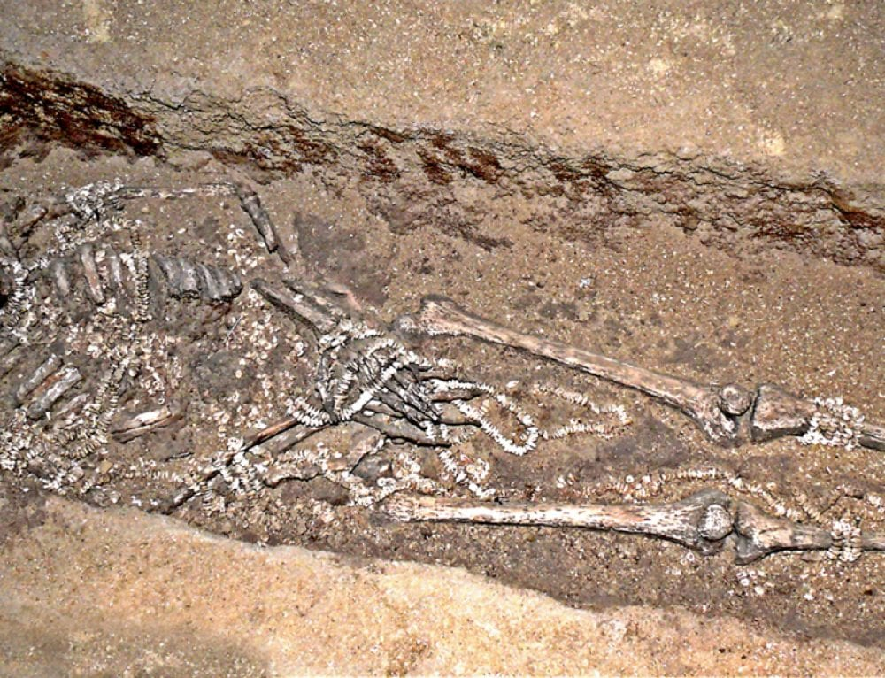 Prehistoric humans formed complex mating networks to avoid inbreeding