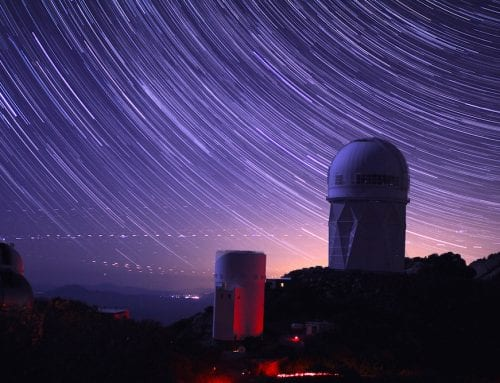 Solving the dark energy mystery: A new sky survey assignment for a 45-year-old telescope