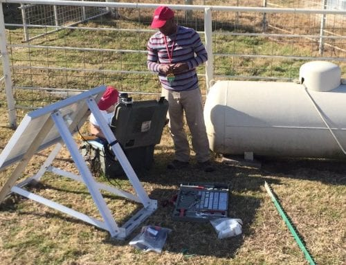 SMU study finds earthquakes continue for years after gas field wastewater injection stops