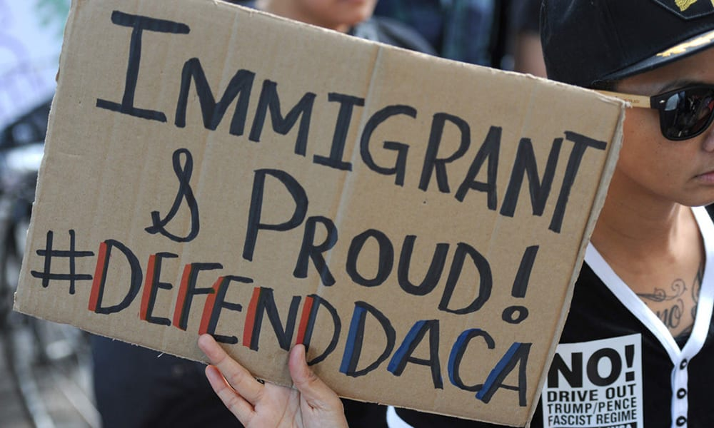 DACA led to improved educational outcomes, lower teenage birthrate for young immigrant community