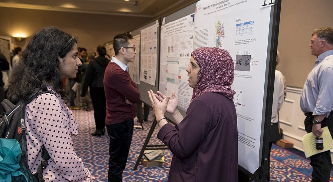 SMU students share their research at SMU Research Day 2018