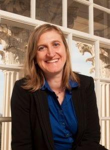 SMU physicist Jodi Cooley