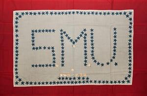 SMU service flag, 1917