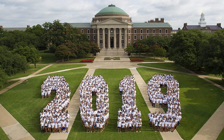Welcome New Mustangs Smu Families News