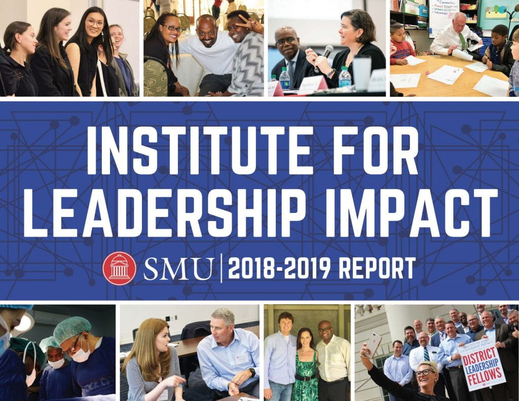 Institute for Leadership Impact 2018-2019 Report