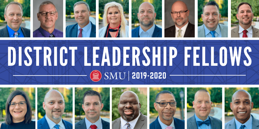 District Leadership Fellows 2019-2020