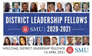 District Leadership Fellows April 16 cohort meeting