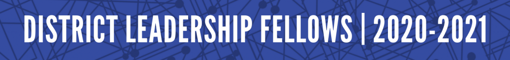District Leadership Fellows 2020-2021