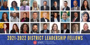 District Leadership Fellows 2021-2022 Cohort