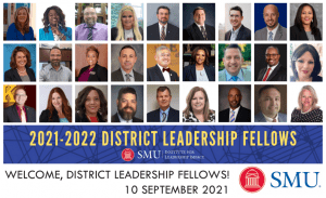 District Leadership Fellows cohort convenes