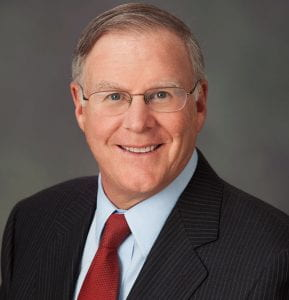 Distinguished Alumni Bill Hall