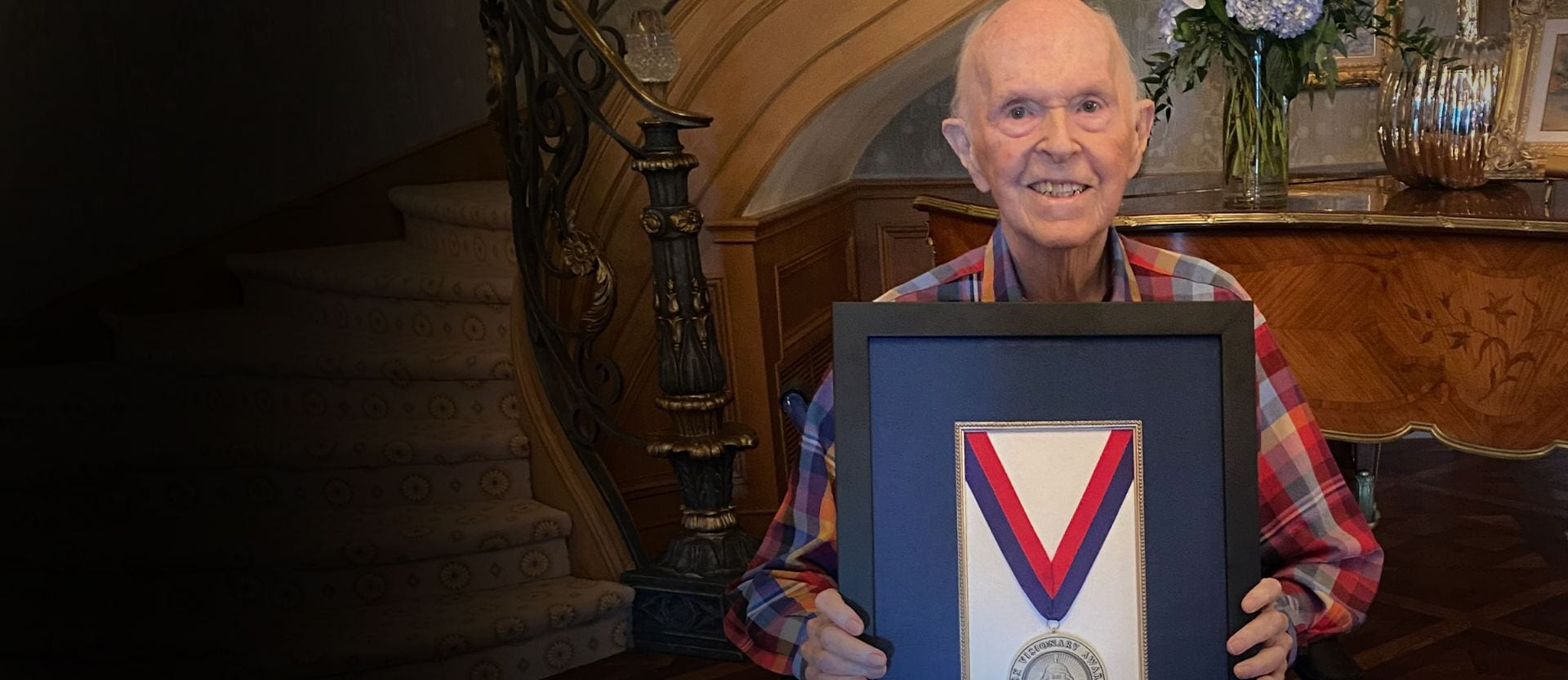 Edwin Cox Visionary Award