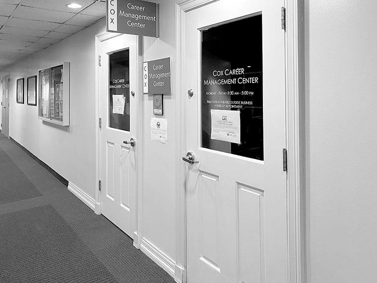 old career management center