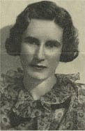 Dr. Ima Honaker Herron SMU Professor of English 1927-1931 and 1934-1966