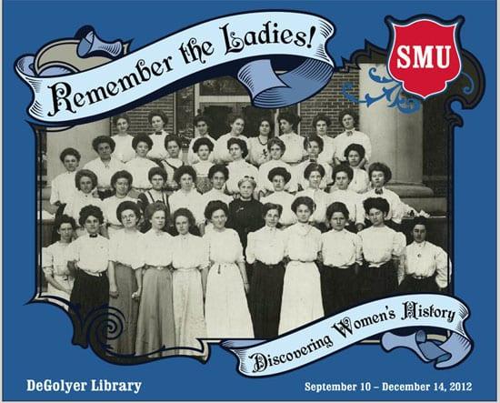 Remember the Ladies! Exhibit