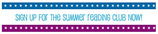 Sign up for the Mayor's Summer Reading Club now