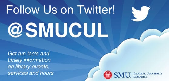 Follow CUL on Twitter