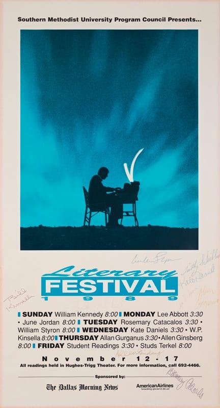SMU Literary Festival 1989