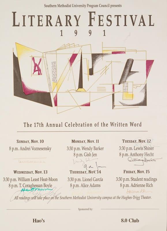 Lit Fest 1991