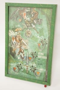 King Arthur and His Knights Pinball game