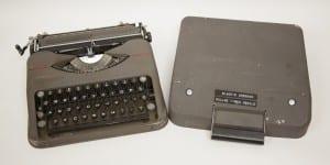 """Hermes """"Baby"""" Typewriter"""