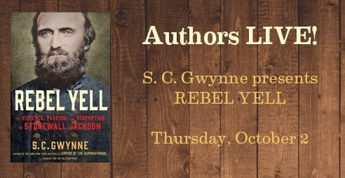 S C Gwynne Book Signing Oct 2 Smu Libraries News Events And