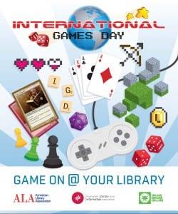 International Games Day at Fondren