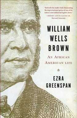 William Wells Brown Book Cover