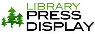 Library Press Display Logo