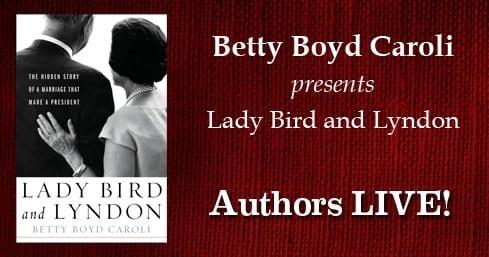 Betty Caroli Book Signing