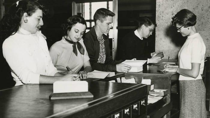 Fondren, 1950s