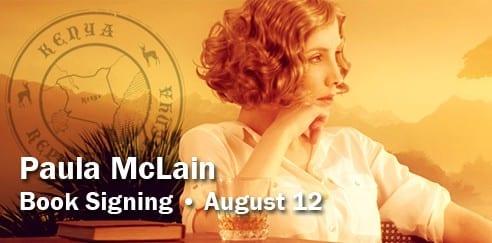 Paula McLain Book Signing
