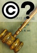 Copyright - You be the judge