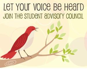 Student Advisory Council