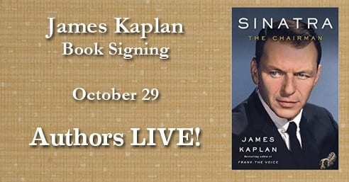 James Kaplan Book Signing