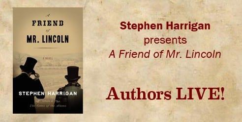 Stephen Harrigan Graphic