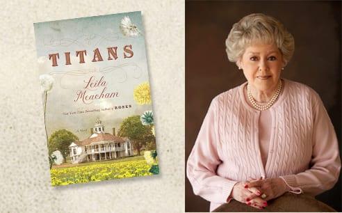 Leila Meacham Book Signing