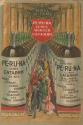 Peruna Advertisement
